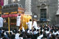 Messa dell'aurora 2005  - Catania (2280 clic)