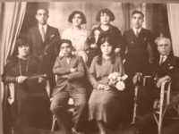 Famiglia Petralia. Catania 1930  - Catania (6157 clic)
