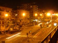 Via Giuffrida - notturno, aprile 2005  - Catania (3483 clic)
