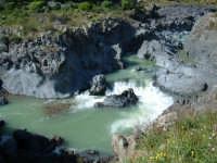 Le gole del Simeto, nei pressi del c.d. Ponte Saraceno.   - Adrano (5376 clic)