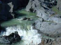 Le gole del Simeto, nei pressi del c.d.Ponte Saraceno.    - Adrano (7670 clic)