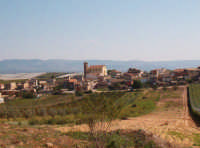 Panorama del borgo Granieri  - Granieri (3779 clic)