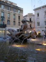 Particolare della Fontana di Diana in piazza Archimede   - Siracusa (2204 clic)