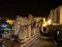 Colonne del tempio di Apollo - Ortigia notturna  - Siracusa (2723 clic)