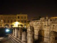 Colonne del tempio di Apollo - Ortigia notturna  - Siracusa (3983 clic)