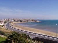 Vista sulla spiagga Raganzino  - Pozzallo (6366 clic)