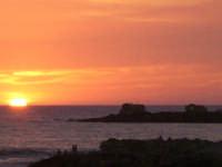tramonto a Punta Braccetto (6482 clic)