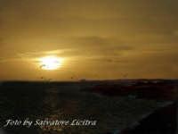 al calar del sole Sole ponente   - Punta braccetto (6029 clic)