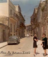 veduta Chiaramonte Gulfi, veduta di una strada  - Chiaramonte gulfi (8284 clic)
