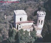 castello Pepoli Veduta dall'alto del castello Pepoli  - Erice (4126 clic)