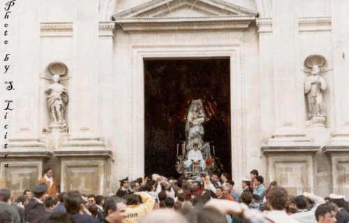 festa della Madonna SS.Maria di Gulfi - CHIARAMONTE GULFI - inserita il