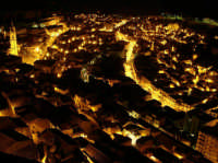 Panorama Notturno di Modica dal Balcone  - Modica (3245 clic)