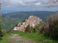 vista panoramica San Salvatore di fitalia  - San salvatore di fitalia (2981 clic)