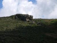 vista panoramica rocca pietra giuda San Salvatore di fitalia  - San salvatore di fitalia (3448 clic)