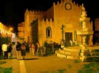 taormina di notte  - Taormina (7472 clic)
