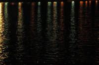 luci sull'acqua  - Ganzirri (4140 clic)