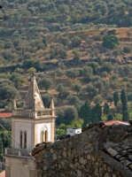 Chiesa di Sant'Oliva torre campanaria  - Pettineo (6180 clic)
