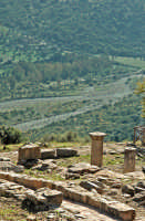 panorama sul fiume tusa  - Tusa (6860 clic)