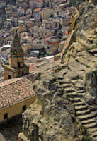 antiche scale  - Gagliano castelferrato (5403 clic)