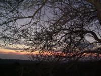 Tramonto  - Ragusa (3349 clic)