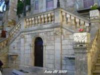 Scalinata adiacente Chiesa S.Caterina.  - Naro (8160 clic)