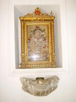 Acqua Santiera interno Chiesa S. Francesco  - Naro (3850 clic)
