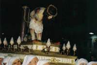 Venerabile Confraternita della Carità di Licata (Ag) Simulacro di Gesù flagellato in processione  - Licata (4606 clic)
