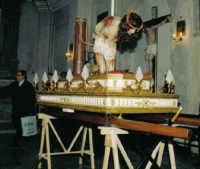 Venerabile Confraternita della Carità di Licata (Ag) Simulacro di Gesù flagellato Foto scattata nel mese di Marzo 2005  - Licata (4040 clic)