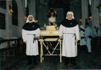 Venerabile Confraternita della Carità di Licata (Ag) Confrati in divisa  - Licata (4231 clic)