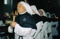 I confrati della Venerabile Confraternita della Carità di Licata (Ag) Foto Scattata 03-23-2005  - Licata (3304 clic)