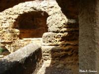 Ipogei Minori  della Necropoli Paleocristiana e Bizantina di Agrigento.  - Valle dei templi (2741 clic)