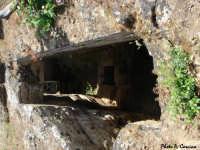 Ipogei Minori  della Necropoli Paleocristiana e Bizantina di Agrigento.  - Valle dei templi (2831 clic)