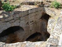 Ipogei Minori  della Necropoli Paleocristiana e Bizantina di Agrigento.  - Valle dei templi (2557 clic)