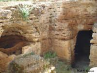 Ipogei Minori  della Necropoli Paleocristiana e Bizantina di Agrigento.  - Valle dei templi (2547 clic)