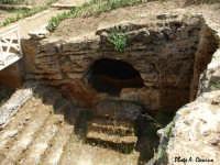 Ipogei Minori  della Necropoli Paleocristiana e Bizantina di Agrigento.  - Valle dei templi (2789 clic)