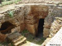 Ipogei Minori  della Necropoli Paleocristiana e Bizantina di Agrigento.  - Valle dei templi (2895 clic)