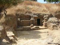 Ipogei Minori  della Necropoli Paleocristiana e Bizantina di Agrigento.  - Valle dei templi (2885 clic)