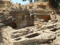 Ipogei Minori  della Necropoli Paleocristiana e Bizantina di Agrigento.  - Valle dei templi (2877 clic)