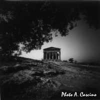foto Pinhole  - Valle dei templi (2856 clic)