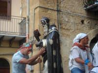 Processione del Santo Nero (San Calogero).Luglio 2006  - Agrigento (4730 clic)