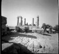 Tempio di Giunone - lato est - foto Pinhole  - Valle dei templi (5310 clic)