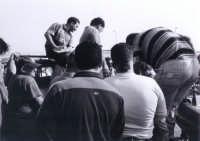 mercato del pesce alla marina   - Sciacca (2241 clic)