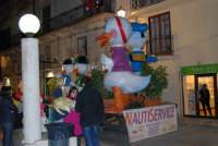 Carnevale 2008 - Sfilata Carri Allegorici lungo il Corso VI Aprile - 2 febbraio 2008   - Alcamo (910 clic)
