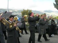 Processione della Via Crucis con gruppi statuari viventi - 5 aprile 2009   - Buseto palizzolo (1833 clic)