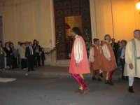 2° Corteo Storico di Santa Rita - Dinanzi la Chiesa S. Antonio - seconda uscita - Uno degli uccisori del marito - Cavalieri - 17 maggio 2008  - Castellammare del golfo (493 clic)