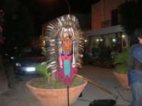 Cous Cous Fest 2007 - musica etnica: maschera - 28 settembre 2007   - San vito lo capo (785 clic)