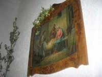 Gli altari di San Giuseppe - quadro raffigurante la Natività - 18 marzo 2009  - Balestrate (3841 clic)