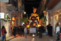 Carnevale 2008 - Sfilata Carri Allegorici lungo il Corso VI Aprile - 2 febbraio 2008   - Alcamo (602 clic)