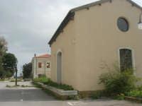 ex stazione ferroviaria - 1 marzo 2009   - Marinella di selinunte (1955 clic)