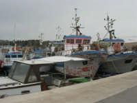 il porto - 29 marzo 2009   - San vito lo capo (1679 clic)